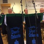 Das Original Dorf-Orkesta live beim ORF-Frühschoppen in Wartmannstetten