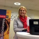 Die beliebte ORF-Moderatorin Birgit Perl führte durch das Programm