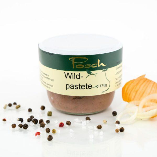 Wildpastete