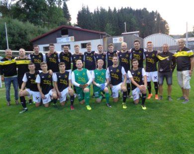 Fußballdressen für den SC Zöbern