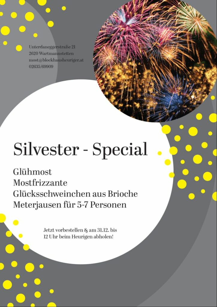 Silvester - Special