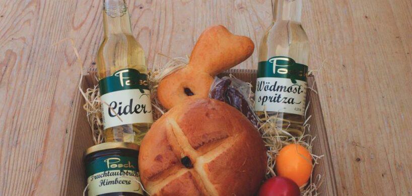 Osterkorb klein € 19,90